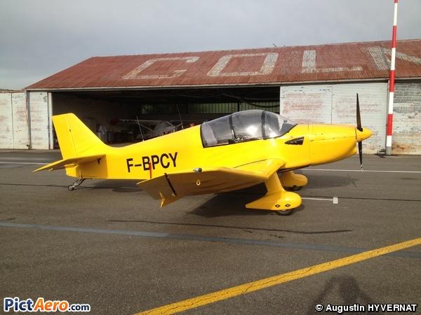 Jodel DR-221 Dauphin (Aéroclub de Colmar - Centre Alsace)