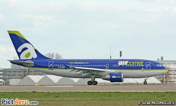 Airbus A310-324 (Air Comet)
