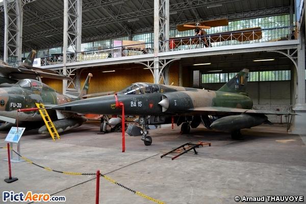 SABCA Mirage 5BA (Belgium - Air Force)