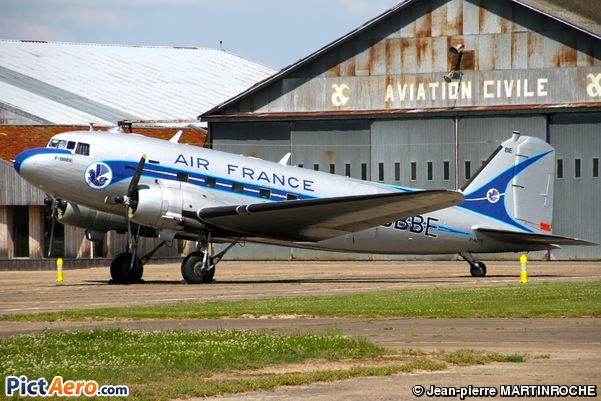 Douglas DC-3C (Air France)