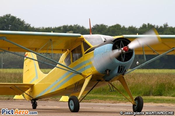 PZL-Okecie PZL-101 Gawron (Paris Thierry)