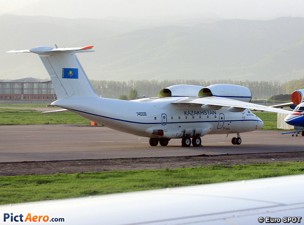 Antonov An-72 (Kazakhstan - Government)