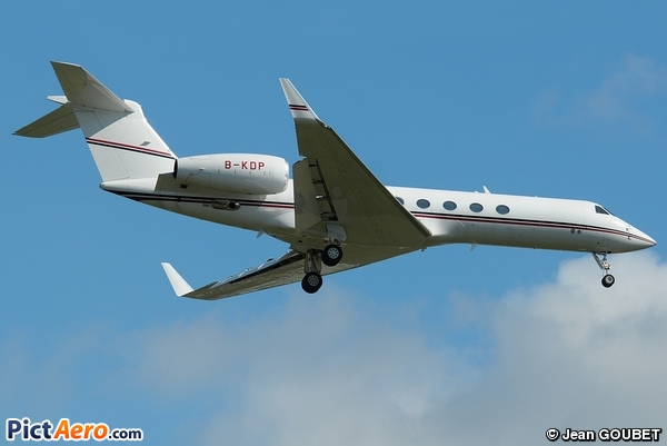 Gulfsream Aerospace G-V / C-37A Gulfstream (Private)
