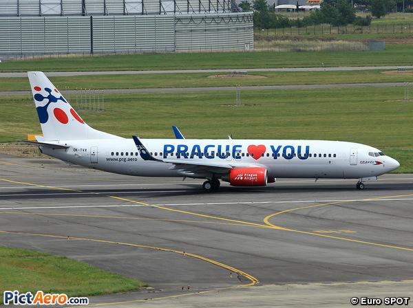 Boeing 737-8Z9/WL  (Travel Service)