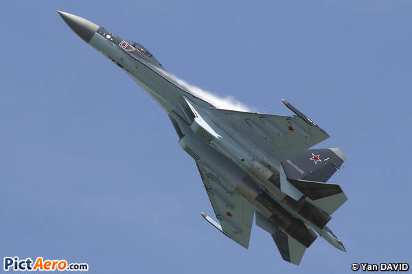 Sukhoi Su-35 (Russia - Air Force)