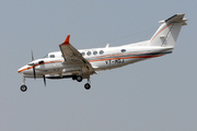 Beech Super King Air 350 (VT-MGJ)