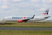 Boeing 737-8Z9(WL)  (OK-TVX)
