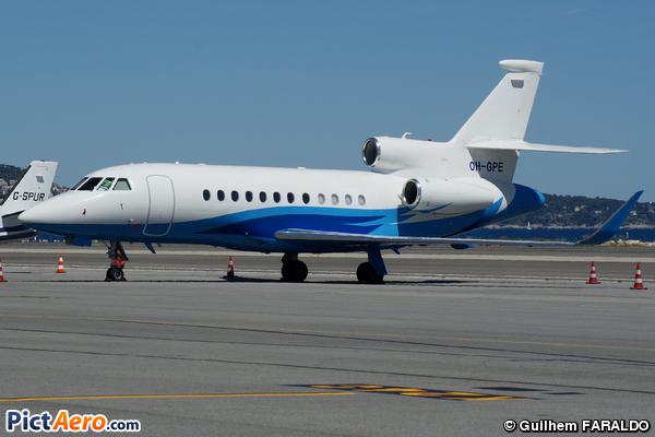 Dassault Falcon 900 LX (Airfix Aviation)