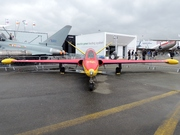 Fouga CM-170R Magister (F-AZZD)