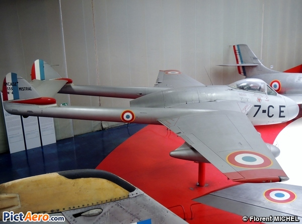 SNCASE SE-535 Mistral (France - Air Force)