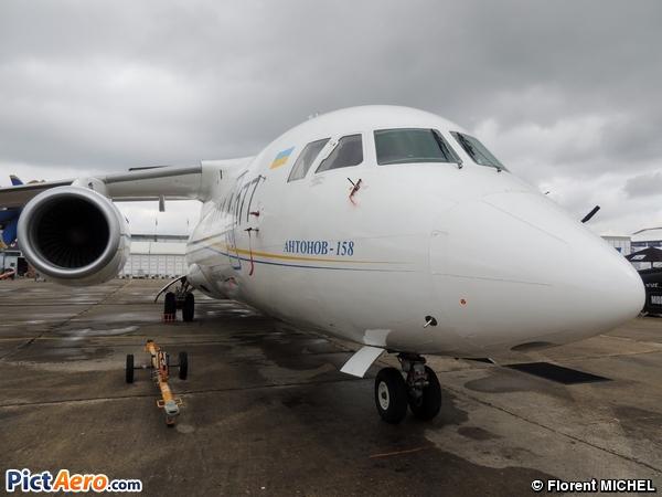 Antonov An-158-100 (Antonov Airlines)