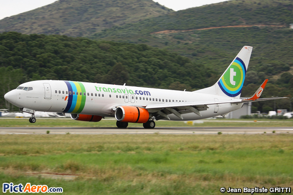 Boeing 737-8EH (Transavia Airlines)