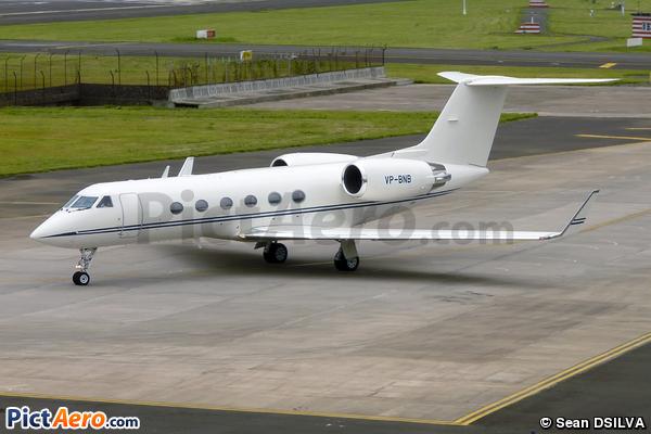 Gulfstream Aerospace G-IV Gulftream IV SP (Jet Aviation Business Jets)