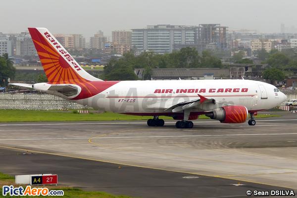 Airbus A310-304F (Air India Cargo)