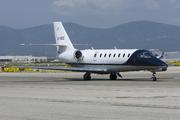 Cessna 680 Citation Sovereign (LX-DEC)