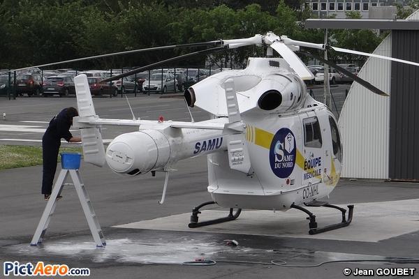 MD Helicopters MD-902 Explorer (NHV - Noordzee Helikopters Vlaanderen)