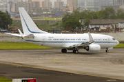Boeing 737-7AV/BBJ (N889NC)