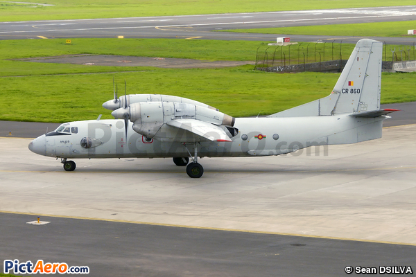 Antonov An-32B (Sri Lanka - Air Force)