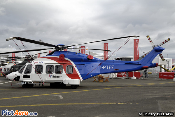 Agusta AW-189 (Bristow Helicopters)