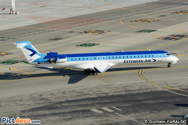 Bombardier CRJ-900ER (Estonian Air)