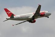 Airbus A320-214 (4L-FGC)