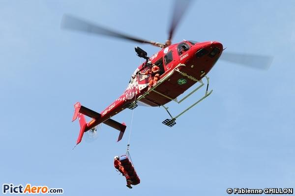 Bell 429 GlobalRanger (Air Zermatt)