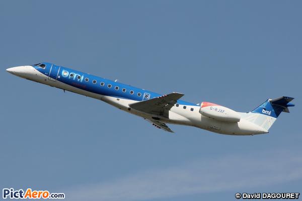 Embraer ERJ-135ER (bmi Regional)