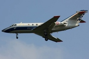 Dassault Falcon 20 E (F-ZACA)