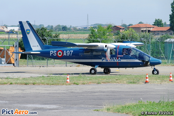 P-68 Observer 2  (Italy - Police)