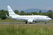 Boeing 737-7AV/BBJ (P4-BBJ)