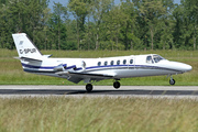 Cessna 550 Citation II  (G-SPUR)