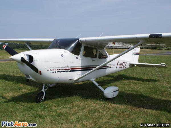 Cessna 172R Skyhawk (Aéroclub Paul Tissandier)
