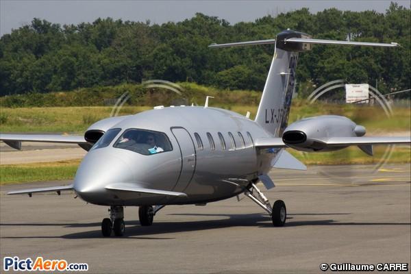 Piaggio P-180 Avanti II (JetFly)