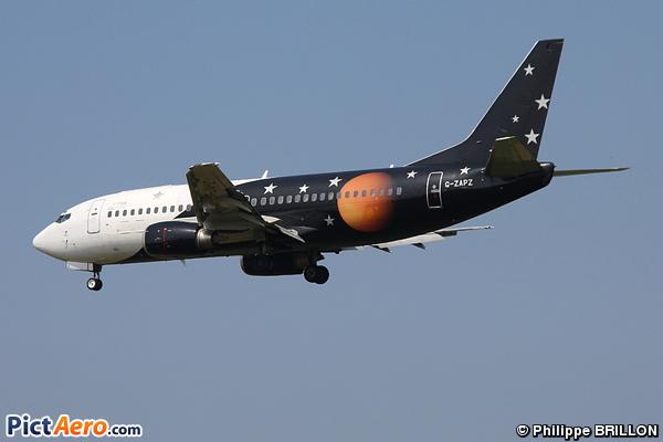 Boeing 737-33A/QC (Titan Airways)