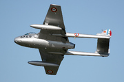 De Havilland Vampire FB.6 (DH-100) (F-AZHJ)