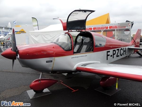 Zenair CH-640 (Private/Privé)