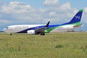 Boeing 737-8ZQ (7T-VCB)