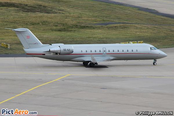 Bombardier CRJ-200LR (VistaJet)