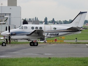Beech C90A King Air  (F-HHAM)