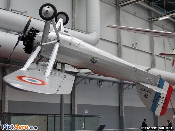 Morane-Saulnier MS-230 (Musée de l'Air et de l'Espace du Bourget)