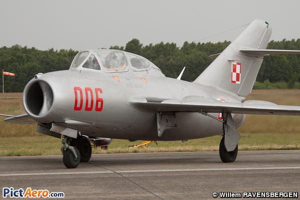 PZL-Mielec SB-LIM2 (MIG15-UTI) (Polish Eagles Foundation )
