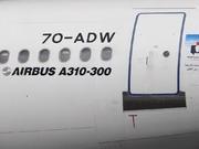Airbus A310-325/ET (7O-ADW)