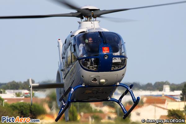Eurocopter EC-135-T1 (SAMU LORRAINE (Hélicoptères de France))