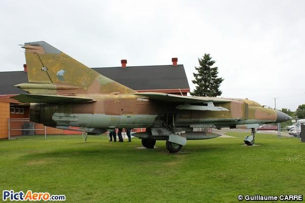 Mikoyan-Gurevich MiG-23 ML Flogger (Czech Republic - Air Force)
