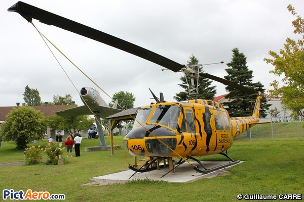 CH-118 Iroquois (Canada - Air Force)