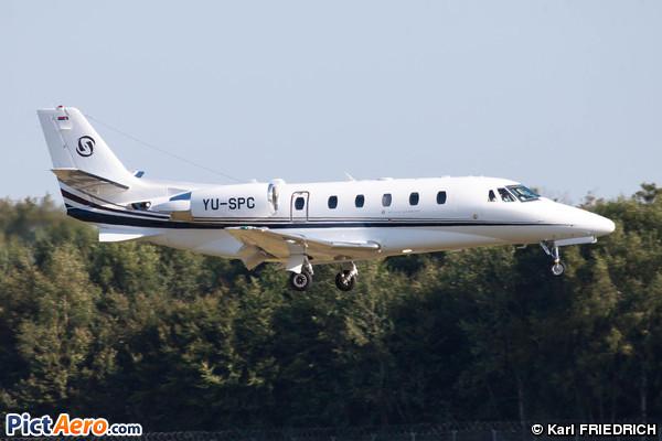Cessna 560XL Citation XLS+ (Prince Aviation)