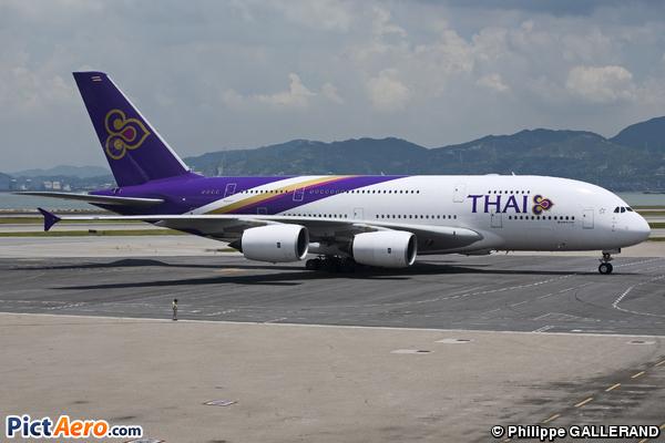 Airbus A380-841 (Thai Airways International)