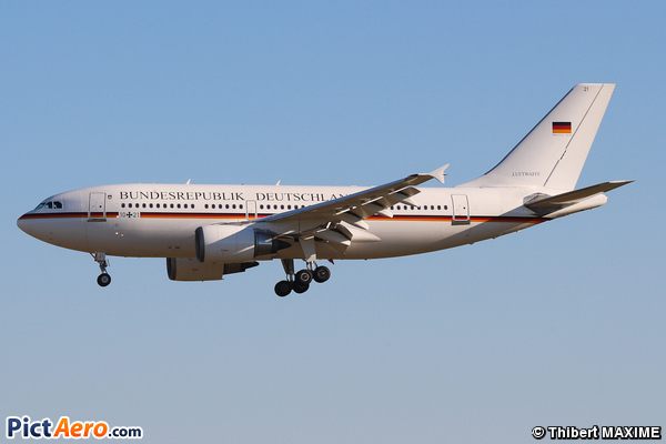 Airbus A310-304 (Germany - Air Force)