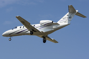 Cessna 525A CitationJet CJ2+ (LZ-FNB)