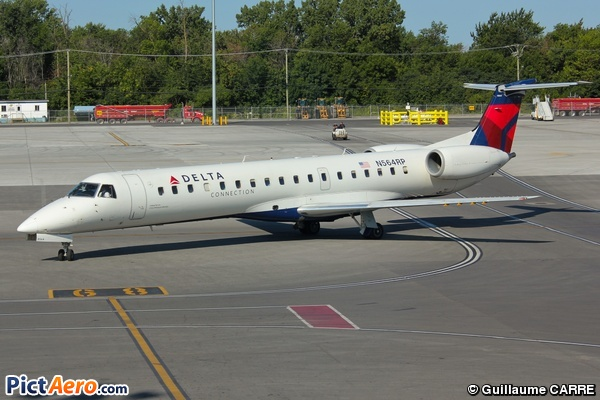 Embraer ERJ-145LR (Chautauqua Airlines)
